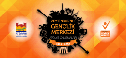 GENÇLİK MERKEZİ - Zeytinburnu.bel.tr