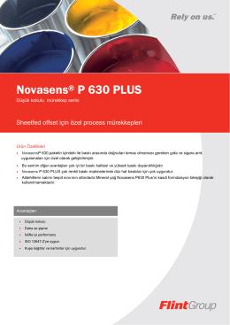 Novasens® P 630 PLUS