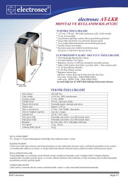 electrosec AT-LKR