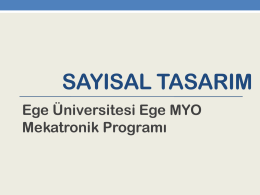Q - Ege MYO-İZKA - Ege Üniversitesi