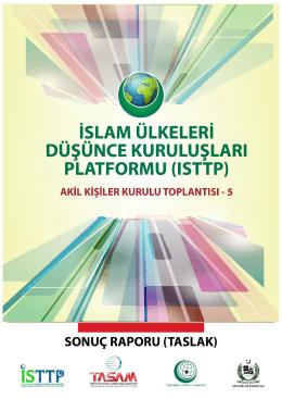 İslam Ülkeleri Düşünce Kuruluşları Platformu