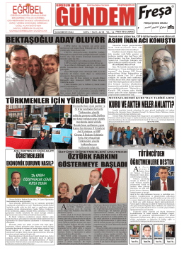 24 Kasım 2015 E-Gazete