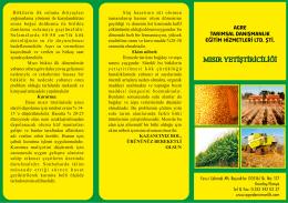 mısır yetiştiriciliği