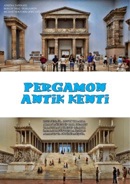 Pergamon Antik Kenti ( dosyası için tıklayın)