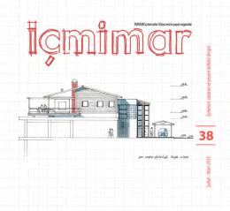 SAYI38 - içmimari, tasarım ve yaşam kültürü dergisi