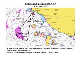 TURKCELL PLATINUM BOSPHORUS CUP 29.05.2015 CUMA
