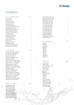 katalog - db banyo