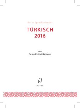 TÜRKISCH - Hugendubel