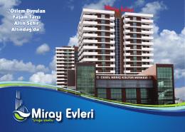 Miray Evleri