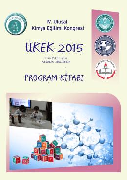 Bilimsel program yayınlanmıştır.