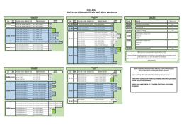 2015-2016 bilgisayar mühendisliği bölümü final programı