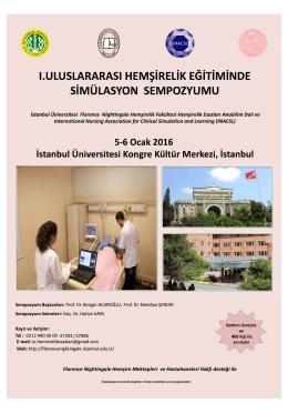 Türkçe Program - İstanbul Üniversitesi
