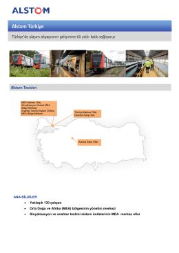 Alstom Türkiye