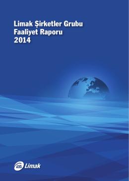 Limak Faaliyet Raporu 2014