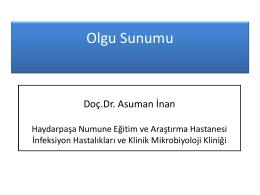 Doç. Dr. Asuman İnan