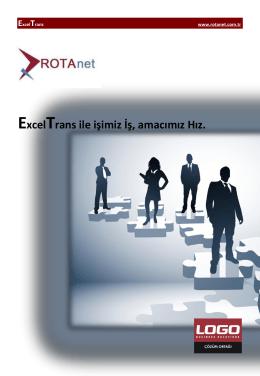 Broşür - netline.net.tr