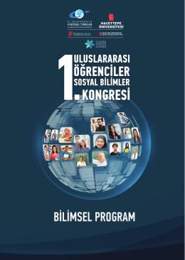 Kongre Programı - Sosyal Bilimler