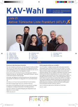 Aktive Türkische Liste Frankfurt (ATLF)