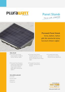 Panel Standı - Solar Eksper