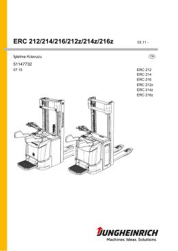 ERC 212/214/216/212z/214z/216z