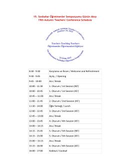 SÖS Günün Akışı / ATC Schedule.docx