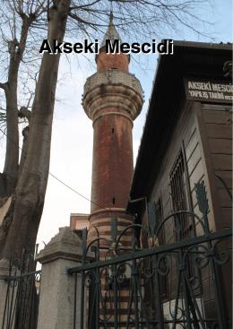 Akseki Mescidi - Hasan Veysel Güleryüz