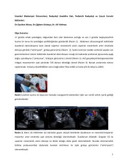 ekim2015 - çocuk radyolojisi derneği