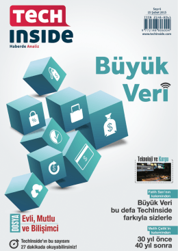 bu defa TechInside