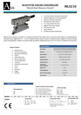 TR - ATEK Elektronik Sensör Teknolojileri