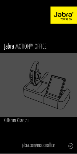 Jabra MOTION™ OFFICE