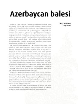 Azerbaycan balesi