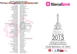 2015 BİENAL PROGRAM.cdr