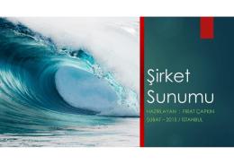 Şirket Sunumu - D&F Management