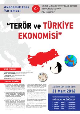 31 Mart 2016 - Prof. Dr. Ersan ÖZ