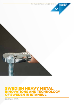 Swedish Heavy Metal