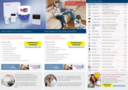 Bosch Kablolu Hırsız Alarm Çözümleri Bosch Kablosuz Hırsız Alarm
