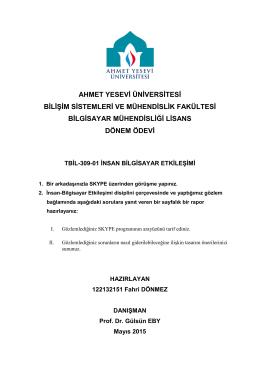 İnsanBilgisayarEtkileşimiÖdev2015