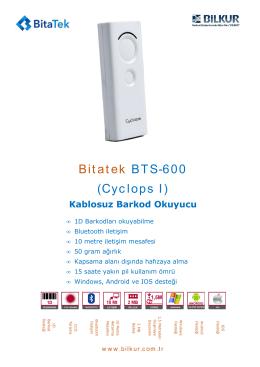 Bitatek BTS-600 (Cyclops I)