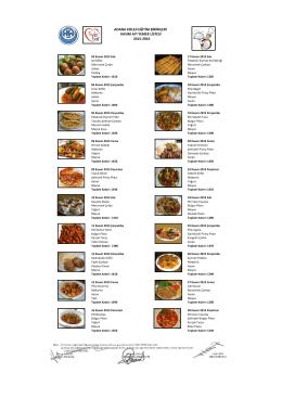 2015-2016 kasım yemek listesi