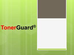TonerGuard® - Siber Savunma