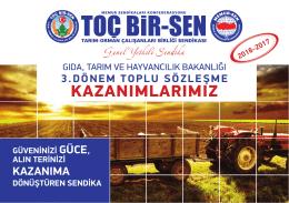 TMO - TOÇ BİR-SEN