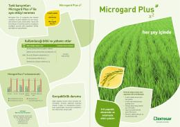 Microgard Plus x2