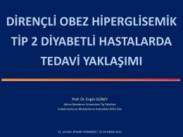 Obezite - Türk Diabet Cemiyeti