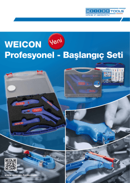 WEICON Profesyonel