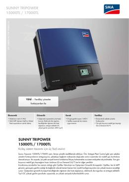 SMA STP 15000TL - Krannich Solar