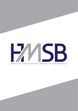 kataloğumuzu görüntülemek için tıklayınız - HMSB