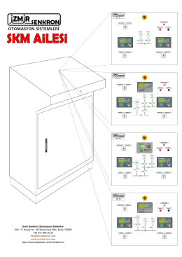 İzmir Senkron Otomasyon Sistemleri 220 / 71 Sokak No : 2B Buca