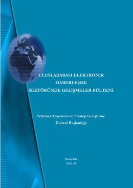 Nisan - Bilgi Teknolojileri ve İletişim Kurumu