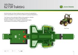 6215R Traktörü