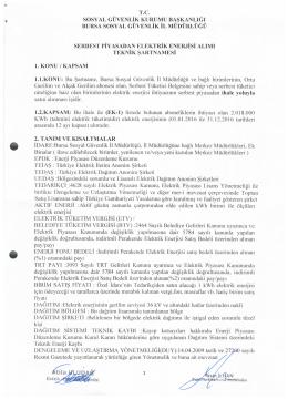 Elektrik Alımı Teknik Şartname_25